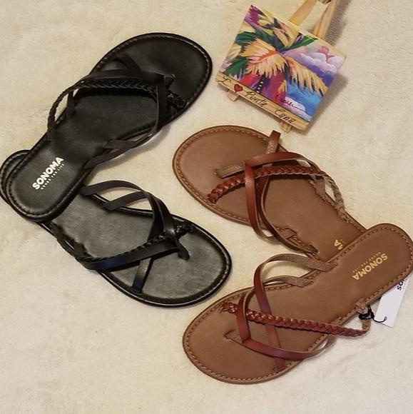 37b3beecbb97 🌟2  25 - Braided Multi Strap Sandal 🚨Final Price